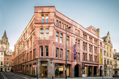 Manchester King St private offices - Orega