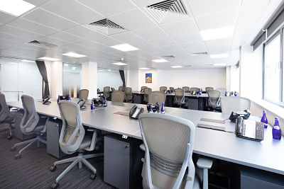BE Offices Aldgate